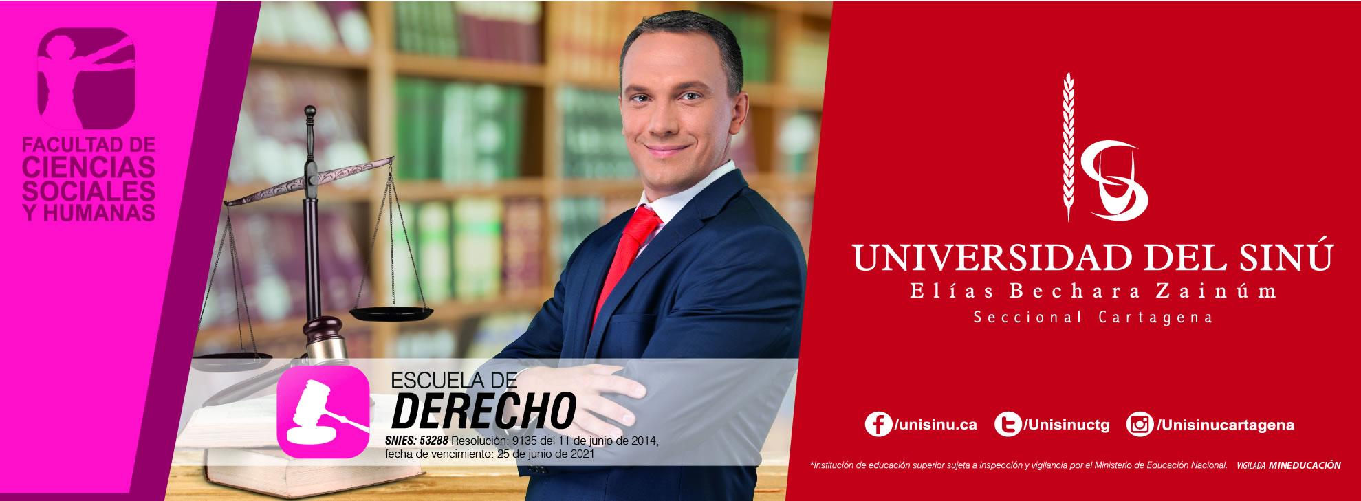Derecho - SNIES:53288