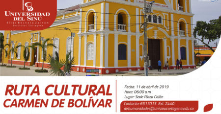 ruta academica carmen de bolivar