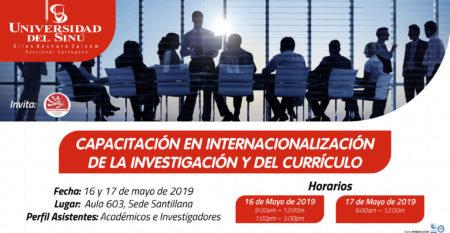 CAPACITACIÓN DE INTERNACIONALIZACIÓN