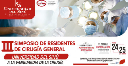 SIMPOSIO DE RESIDENTES DE CIRUGIA GENERAL